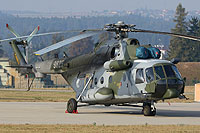 Helicopter-DataBase Photo ID:18109 Mi-171Sh (upgrade by LOM) 22nd Helicopter Base 9825 cn:59489619825
