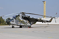 Helicopter-DataBase Photo ID:13144 Mi-171Sh (upgrade by LOM) 22nd Helicopter Base 9837 cn:59489619837