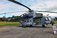 Helicopter-DataBase Photo ID:17068 Mi-171Sh (upgrade by LOM) 22nd Helicopter Base 9837 cn:59489619837