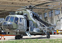 Helicopter-DataBase Photo ID:3696 Mi-171Sh (upgrade by LOM) 23rd Helicopter Base 9837 cn:59489619837