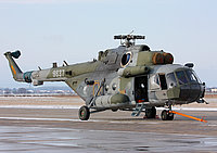 Helicopter-DataBase Photo ID:4964 Mi-171Sh (upgrade by LOM) Czech Detachment in Afghanistan 9837 cn:59489619837