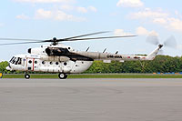 Helicopter-DataBase Photo ID:13251 Mi-8MTV-1 UTair Europe s.r.o. OM-AVA cn:95901