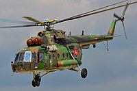 Helicopter-DataBase Photo ID:10715 Mi-17M (upgrade by LOTN) Air Base of Colonel General Ján Ambruš 0807 cn:108M07