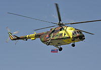 Helicopter-DataBase Photo ID:3833 Mi-17 LZPS (upgrade by LOTN) Search and Rescue Wing 0820 cn:108M20