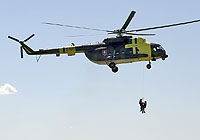 Helicopter-DataBase Photo ID:3836 Mi-17 LZPS (upgrade by LOTN) Search and Rescue Wing 0820 cn:108M20