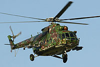 Helicopter-DataBase Photo ID:15359 Mi-17M (upgrade by LOTN) Helicopter Wing of Colonel General Ján Ambruš 0821 cn:108M21