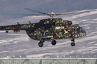 Helicopter-DataBase Photo ID:15357 Mi-17M (upgrade by LOTN) Helicopter Wing of Colonel General Ján Ambruš 0823 cn:108M23