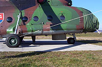 Helicopter-DataBase Photo ID:17248 Mi-17 ELINT (upgrade by LOT) Air Base of Colonel General Ján Ambruš 0824 cn:108M24