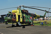 Helicopter-DataBase Photo ID:9509 Mi-17 LZPS (upgrade by LOT) Search and Rescue Wing 0827 cn:108M27