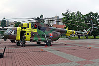 Helicopter-DataBase Photo ID:11767 Mi-17 LZPS (upgrade by LOT) Search and Rescue Wing 0827 cn:108M27