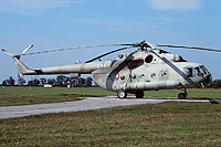 Helicopter-DataBase Photo ID:10613 Mi-17 2nd Mixed Transport Regiment 0841 cn:108M41