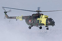Helicopter-DataBase Photo ID:15360 Mi-17 LZPS (upgrade by LOT) Search and Rescue Wing 0841 cn:108M41