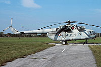 Helicopter-DataBase Photo ID:10614 Mi-17 2nd Mixed Transport Regiment 0843 cn:108M43