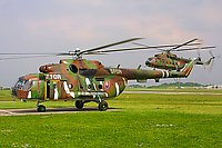 Helicopter-DataBase Photo ID:218 Mi-17M (upgrade by LOT) 3rd Helicopter Regiment 0844 cn:108M44