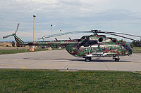 Helicopter-DataBase Photo ID:10991 Mi-17M (upgrade by LOT) Air Base of Colonel General Ján Ambruš 0846 cn:108M46