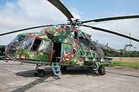 Helicopter-DataBase Photo ID:12234 Mi-17M (upgrade by LOTN) Air Base of Col. Gen. Ján Ambruš 0846 cn:108M46