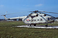 Helicopter-DataBase Photo ID:12323 Mi-17 4th Helicopter Regiment 0846 cn:108M46