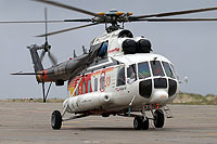 Helicopter-DataBase Photo ID:14799 Mi-8MTV-1 Naryan-Mar Air Enterprise RA-20070 cn:97408
