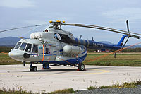 Helicopter-DataBase Photo ID:11876 Mi-8MTV-1S Oblast Sakhalin RA-22336 cn:97275
