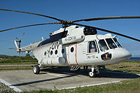 Helicopter-DataBase Photo ID:18031 Mi-8MTV-1 United Nations RA-22418 cn:96577