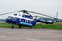 Helicopter-DataBase Photo ID:8424 Mi-8AMT Gazpromavia RA-22422 cn:8AMT00643073410U