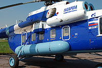 Helicopter-DataBase Photo ID:8426 Mi-8AMT Gazpromavia RA-22422 cn:8AMT00643073410U