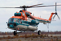 Helicopter-DataBase Photo ID:8624 Mi-171C ALROSA Airlines RA-22457 cn:171C00066433001U