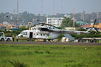 Helicopter-DataBase Photo ID:13022 Mi-8AMT United Nations RA-22493 cn:8AMT00643084106U