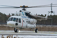 Helicopter-DataBase Photo ID:16262 Mi-8MTV-1 Polar Airlines RA-22603 cn:97442