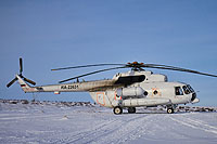 Helicopter-DataBase Photo ID:15405 Mi-8MTV-1 Chukotavia RA-22631 cn:97448