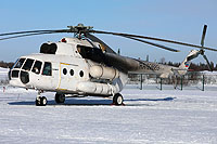 Helicopter-DataBase Photo ID:18179 Mi-8AMT Naryan-Mar Air Enterprise RA-22689 cn:8AMT00643167655U