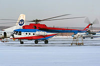 Helicopter-DataBase Photo ID:14212 Mi-8AMT Alyans-Avia RA-22768 cn:8AMT00643177555U
