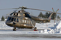 Helicopter-DataBase Photo ID:14211 Mi-8AMT unknown RA-22805 cn:8AMT00643167609U