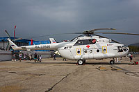 Helicopter-DataBase Photo ID:14796 Mi-8AMT National Air Ambulance Service RA-22846 cn:8AMT00643177704U