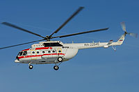 Helicopter-DataBase Photo ID:15348 Mi-8AMT National Air Ambulance Service RA-22846 cn:8AMT00643177704U