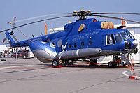 Helicopter-DataBase Photo ID:17947 Mi-8MTV-1 HELION PROCOPTER RA-22970 cn:93590
