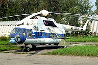 Helicopter-DataBase Photo ID:18085 Mi-8MT   *** unknown version 11 *** Aeroflot RA-22936
