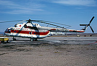 Helicopter-DataBase Photo ID:5250 Mi-8MTV-1 Chita Ambulance RA-22951 cn:96169