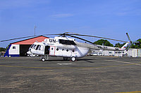 Helicopter-DataBase Photo ID:731 Mi-8AMT United Nations RA-22977 cn:59489611137
