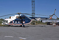 Helicopter-DataBase Photo ID:3971 Mi-8MTV-1 VOSTOK Aviakompania RA-22984 cn:96358
