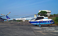 Helicopter-DataBase Photo ID:4068 Mi-8MTV-1 PAE Sierra Leone RA-24010 cn:95711