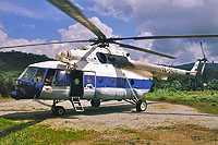 Helicopter-DataBase Photo ID:8679 Mi-8MTV-1 PAE Sierra Leone RA-24010 cn:95711