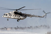 Helicopter-DataBase Photo ID:11503 Mi-8MTV-1 Arkhangelsk 2nd Aviation Enterprise RA-24010 cn:95711