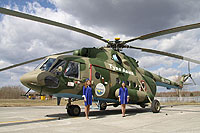 Helicopter-DataBase Photo ID:15656 Mi-8MTV-1 Tuva Avia RA-24130 cn:97511