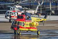 Helicopter-DataBase Photo ID:15346 Mi-8AMT National Air Ambulance Service RA-24139 cn:8AMT00643187731U