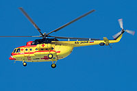 Helicopter-DataBase Photo ID:15338 Mi-8AMT National Air Ambulance Service RA-24148 cn:8AMT00643187732U