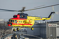 Helicopter-DataBase Photo ID:15347 Mi-8AMT National Air Ambulance Service RA-24148 cn:8AMT00643187732U