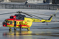 Helicopter-DataBase Photo ID:15349 Mi-8AMT National Air Ambulance Service RA-24151 cn:8AMT00643187733U