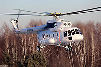Helicopter-DataBase Photo ID:17771 Mi-8MTV-1 unknown RA-24454