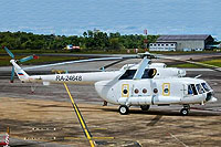 Helicopter-DataBase Photo ID:17049 Mi-8AMT Russian Helicopter Systems RA-24648 cn:8AMT00643187734U
